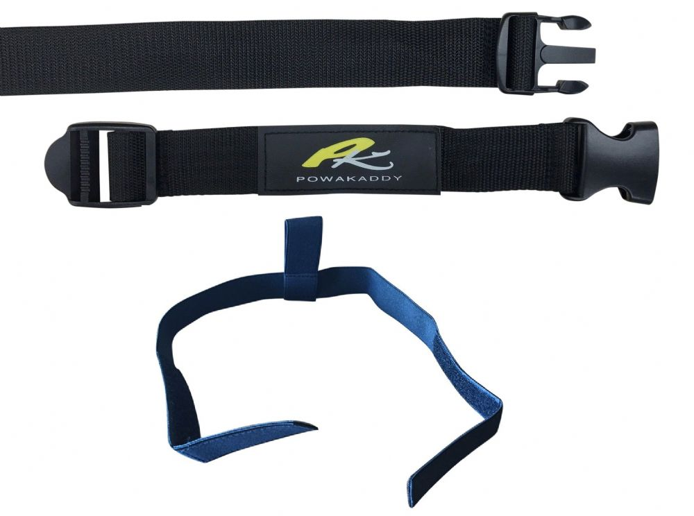 Powakaddy Upper and Lower Straps PK3851 & PK6724